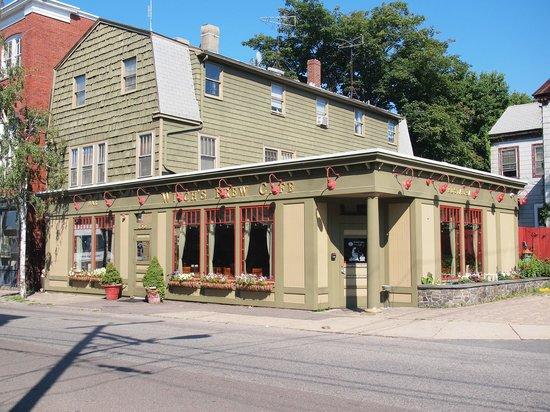 Witch's Brew Cafe : Witches Brew Cafe Salem MA