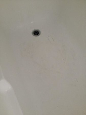 Santana Holiday Resort Apartments: the bath is a bit dirty