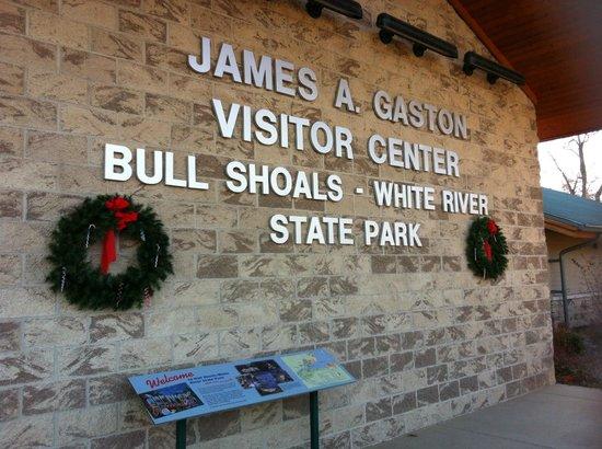 Bull Shoals Dam: Visitor Center