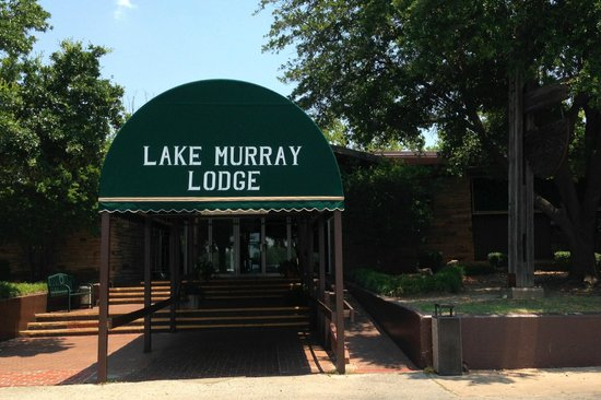 Lake Murray State Park & Lodge: Lake Murray Lodge