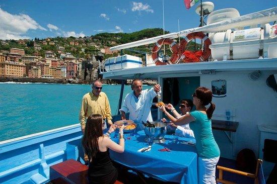 Pescaturismo & Ittiturismo Castel Dragone