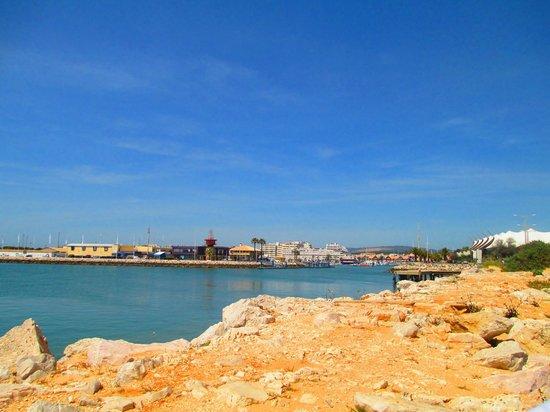 Villa Feliz Apartments: View of Villamoura harbour