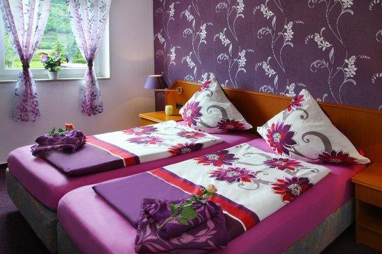 Hotel im Rheintal: Doppelzimmer