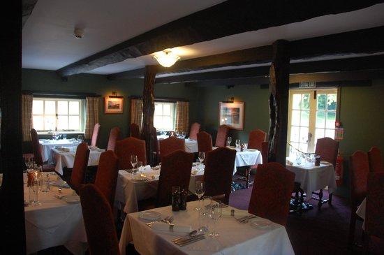 Bearslake Inn: Inside the pub.
