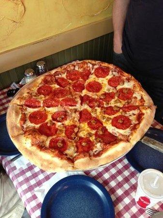 Foto de Pizza a'fetta