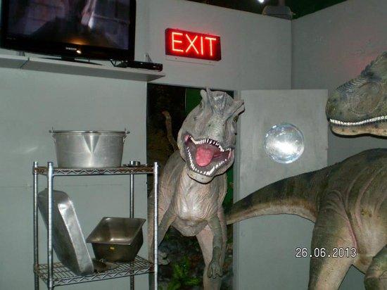 Torquays Dinosaur World: Jurassic Park Set