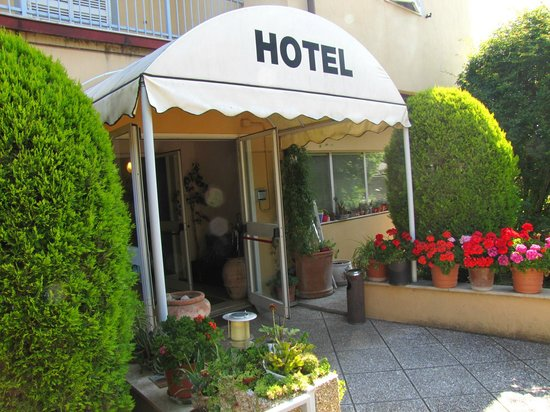 Hotel La Darsena : Ingresso