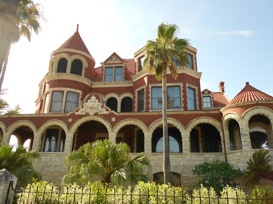 Moody Mansion Museum, Galveston