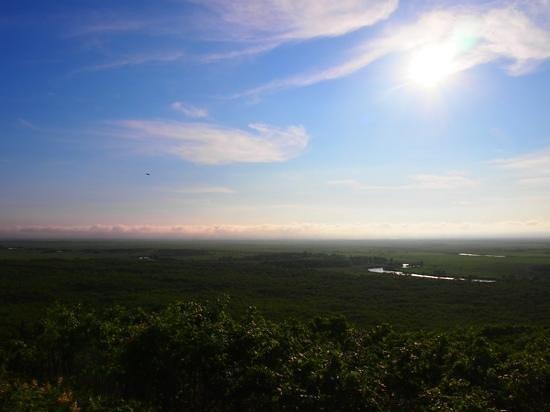 Hosooka Observation: 細岡展望台。雄大です。