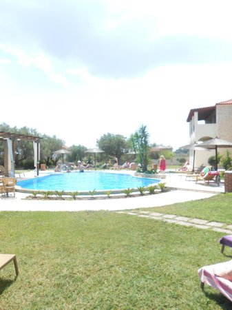 Country Inn Hotel: Pool area