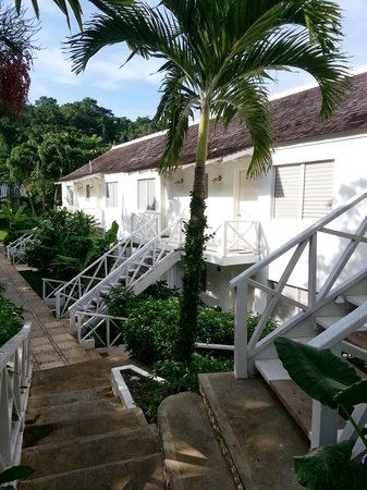Round Hill Hotel & Villas: The Pineapple House