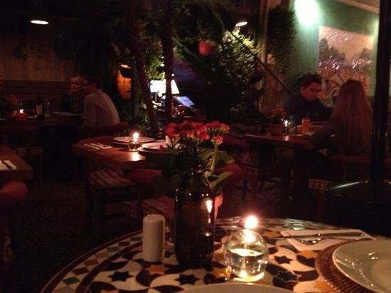Olea Mozarella Bar: Adicionar uma legenda