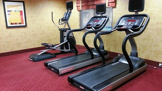 Residence Inn Bryan College Station: Fitness Center Treadmills
