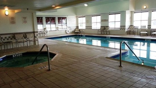 Residence Inn Bryan College Station: Indoor Pool