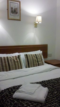 So Paddington : Habitacion sencilla y calida