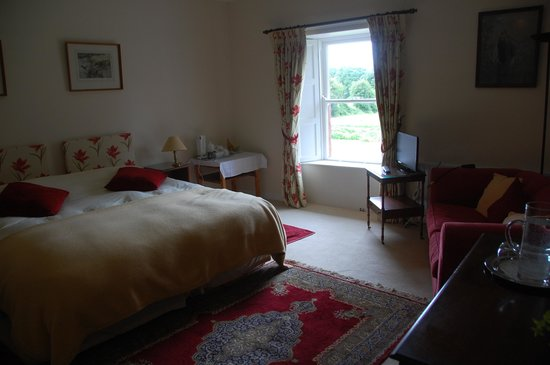 Bayly Farm: Our room #1.