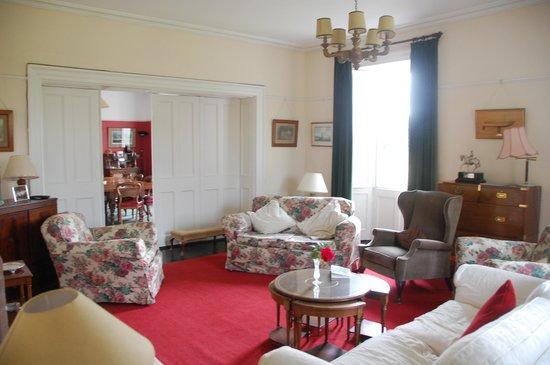 Bayly Farm : Living room.