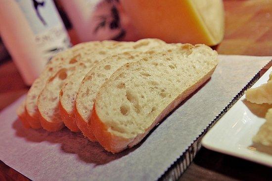 Pescecane Ristorante : Homemade Bread