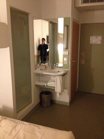 Ibis Budget Darmstadt City: Room