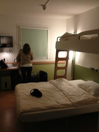 Ibis Budget Darmstadt City: Room