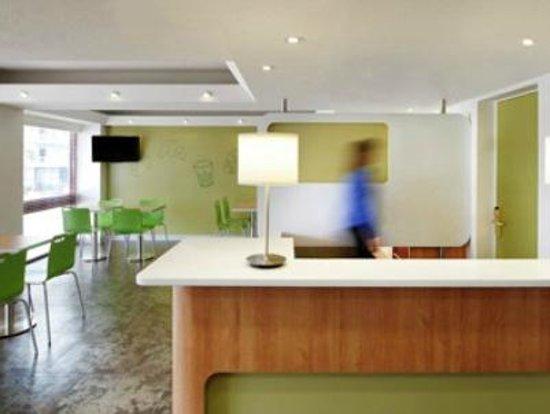 Ibis Budget Newcastle: Reception Area