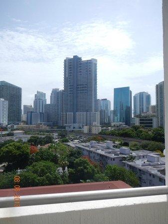 Habitat Residence: vista desde la terraza