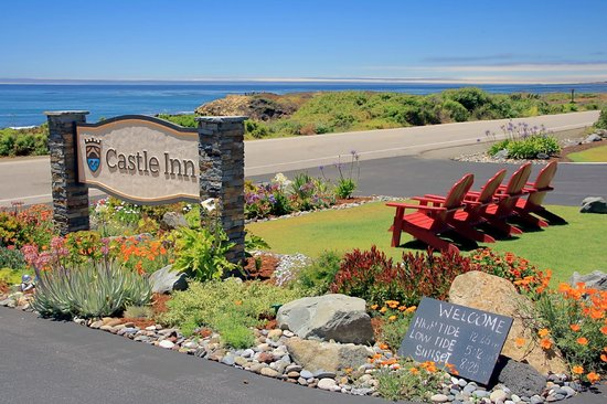 Castle Inn: Ocean View