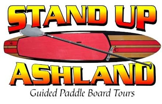 Stand Up Ashland: Logo