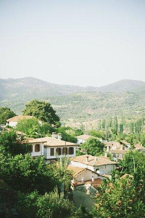 Markiz Konaklari Boutique Hotel: village views