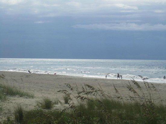 sunrise picture of emerald isle north carolina coast. Black Bedroom Furniture Sets. Home Design Ideas