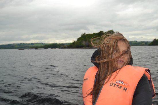 Innisfallen Island: Don Your Vest, Get Ready For Wind Blown Hair and Make The Journey