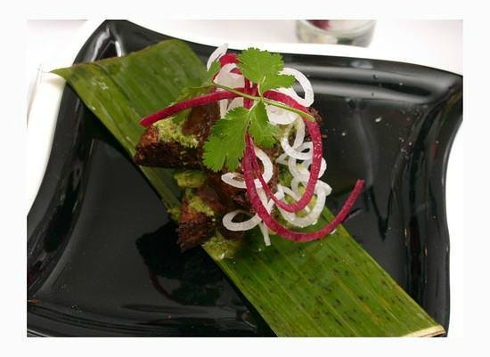 Dreamers Indian Cusine: This is one of our special starters known as the Lamb salli