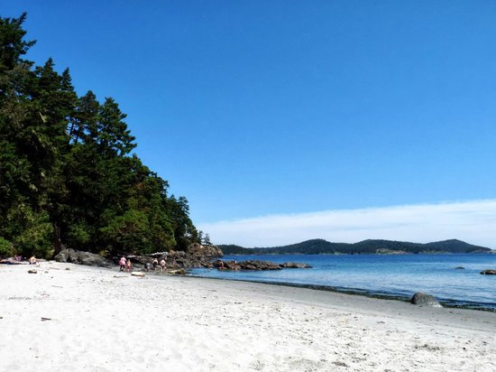 Sooke, Canada: great beach