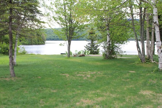 Lake Parlin Lodge & Cabins : Parlin Pond