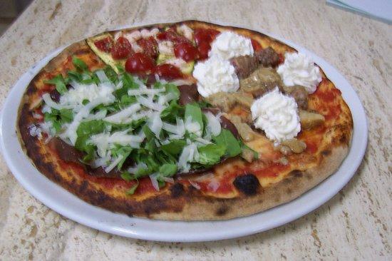 La tana del lupo: fantasia del pizzaiolo
