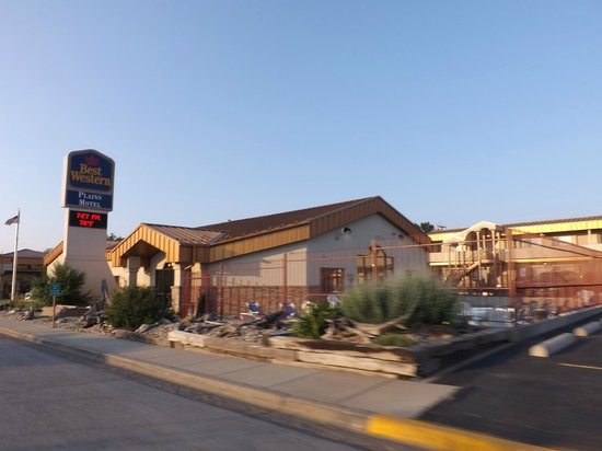 Best Western Plains Motel: Hotel