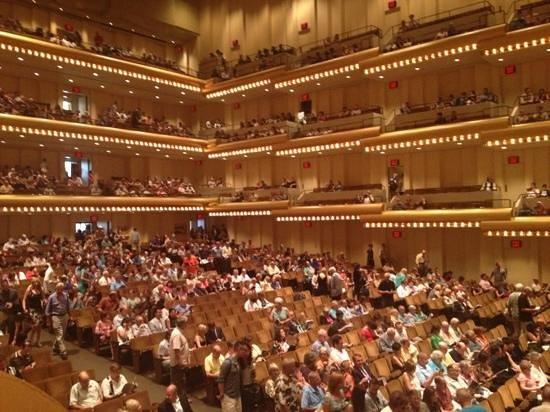 New York Philharmonic : Avery Fisher Hall