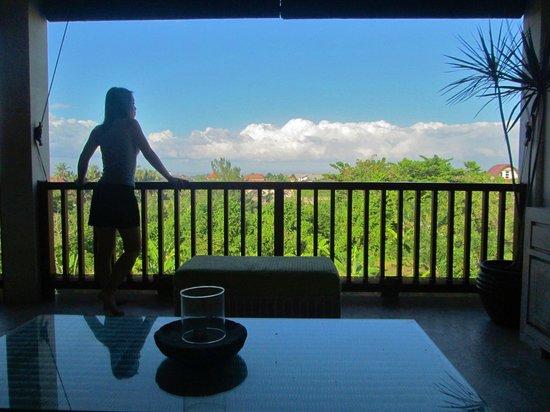 Homestay Bali Starling: breakfast lounge room (communal area)