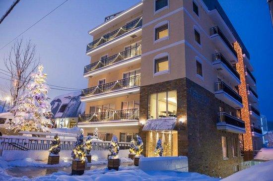 Chalet Ivy a Niseko Hotel