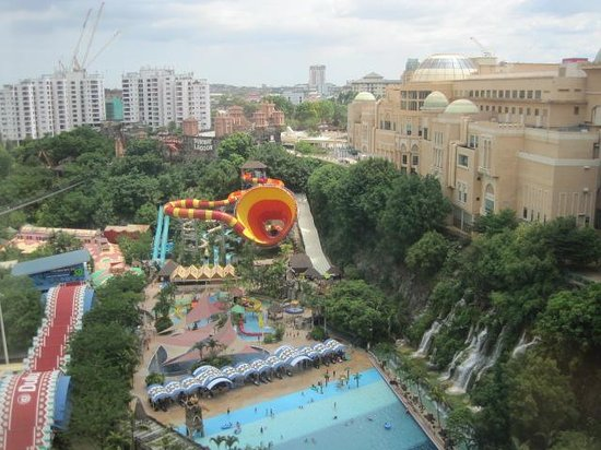 Sunway Resort Hotel & Spa: View from the room