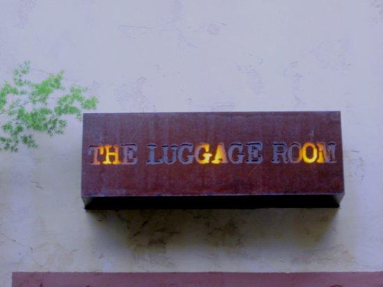 Luggage Room Pizzeria: restaurant