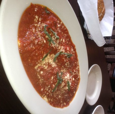 Mama Cucina: lunch raviolis