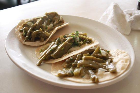 El Foco : nopal tacos