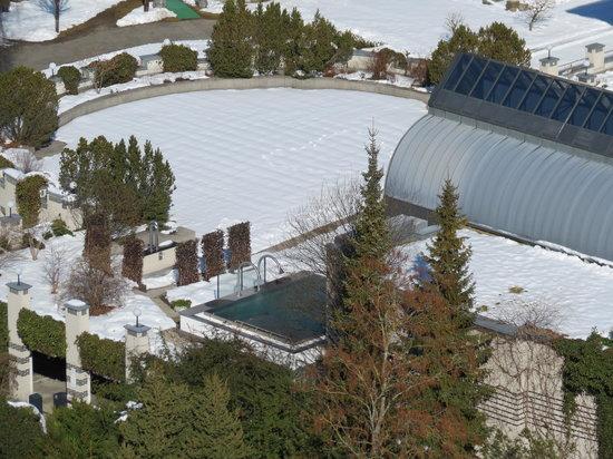Victoria Jungfrau Grand Hotel & Spa: spa