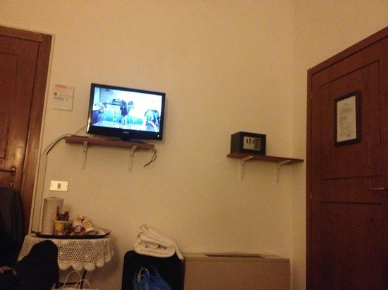 Guest House Bel Duomo : TV