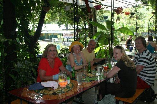 Delightful Lunch at La Buena Vida