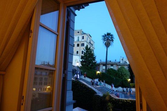 Il Palazzetto: Room 1 view