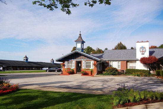 Frankenmuth Motel : Many rooms - extensive property