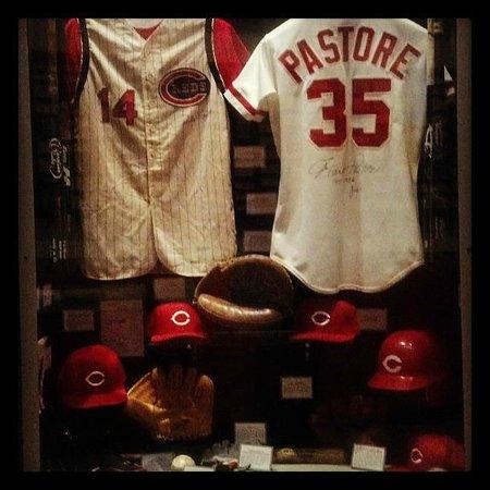 Cincinnati Reds Hall of Fame & Museum: .
