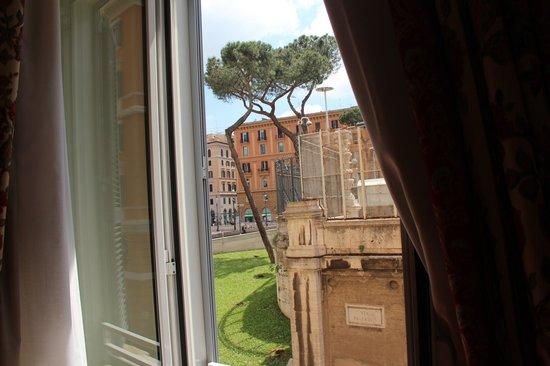 Hotel Italia: Vista da Janela do Apartamento